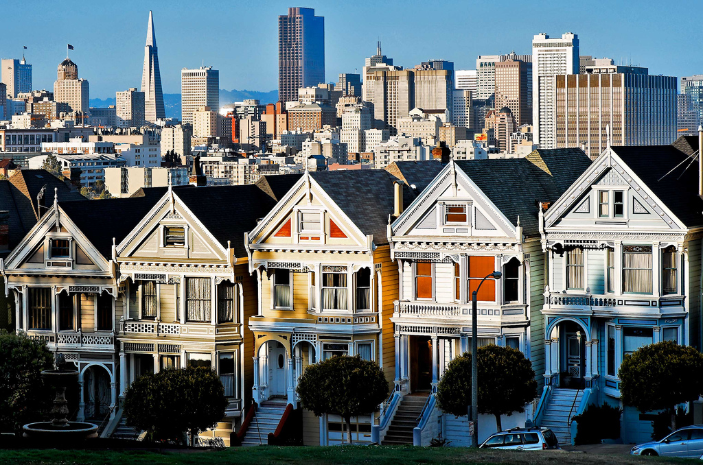 Victorian House San Francisco Tour